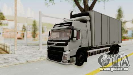 Volvo FM Euro 6 6x4 Tandem v1.0 pour GTA San Andreas