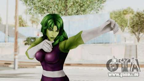 Marvel Future Fight - She-Hulk pour GTA San Andreas