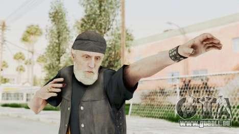 Alan Wake - Tor Anderson pour GTA San Andreas
