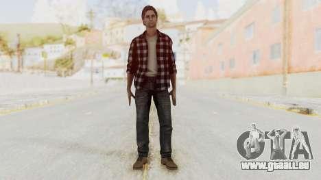 Alan Wakes American Nightmare pour GTA San Andreas deuxième écran
