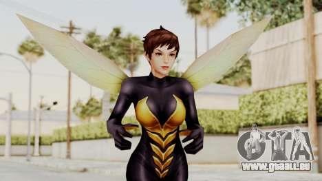 Marvel Future Fight - Wasp für GTA San Andreas