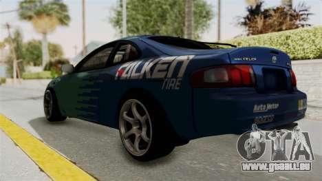 Toyota Celica GT Drift Falken für GTA San Andreas linke Ansicht