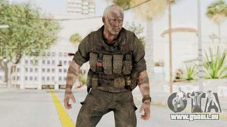 COD Black Ops 2 Hudson Commando pour GTA San Andreas