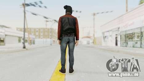 GTA 5 DLC Heist Robber für GTA San Andreas dritten Screenshot