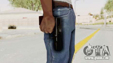 Liberty City Stories - Glock 17 pour GTA San Andreas