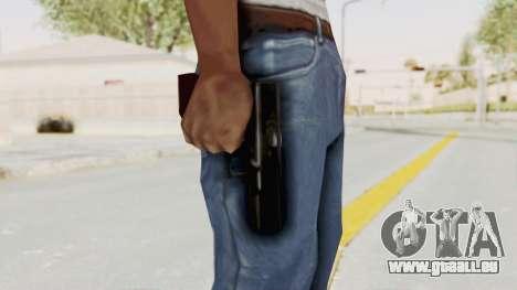 Liberty City Stories - Glock 17 für GTA San Andreas