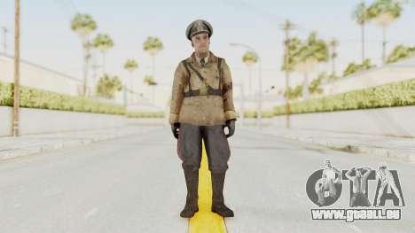 COD BO Richtofen pour GTA San Andreas deuxième écran