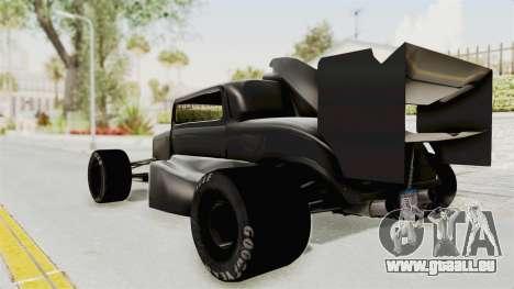 Ford 32 F1 für GTA San Andreas linke Ansicht