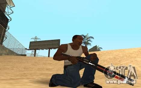 Shotgun Cyrex pour GTA San Andreas