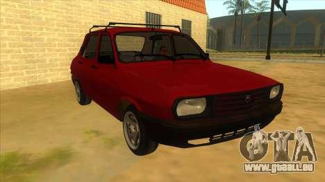 Dacia 1310 Berlina 1985 für GTA San Andreas Rückansicht
