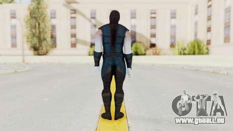 Mortal Kombat X Klassic Sub Zero v2 für GTA San Andreas dritten Screenshot