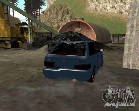 VAZ 2108 für GTA San Andreas Motor