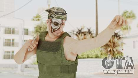 GTA 5 Online Skin Random pour GTA San Andreas