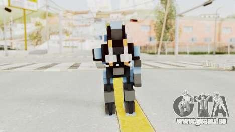 Crossy Road - Epoch pour GTA San Andreas troisième écran