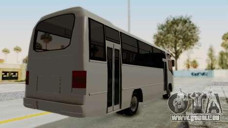 JGB Dranoga Agrale pour GTA San Andreas laissé vue