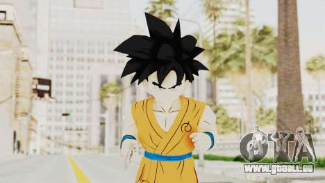 Dragon Ball Xenoverse Gohan Teen DBS SJ v2 pour GTA San Andreas