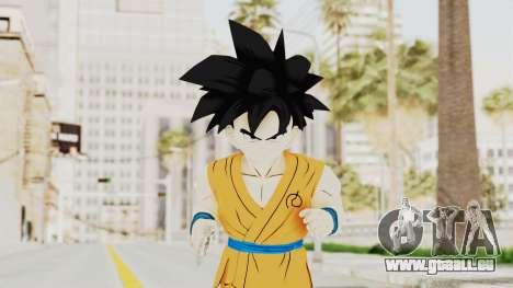 Dragon Ball Xenoverse Gohan Teen DBS SJ v2 für GTA San Andreas