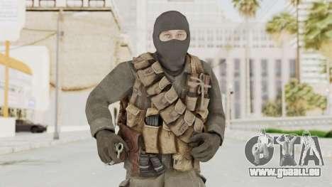 COD Black Ops Russian Spetznaz v1 pour GTA San Andreas