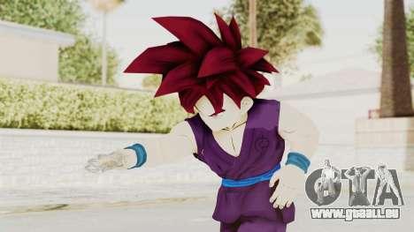 Dragon Ball Xenoverse Gohan Teen DBS SSG v1 pour GTA San Andreas