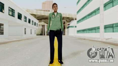 Female Medic Skin pour GTA San Andreas deuxième écran