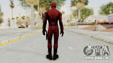 Marvel Heroes - Daredevil Netflix pour GTA San Andreas troisième écran
