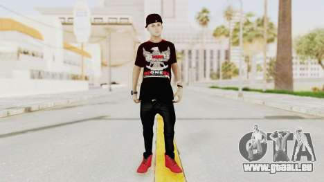 Swagger Boy Retex 1 pour GTA San Andreas deuxième écran