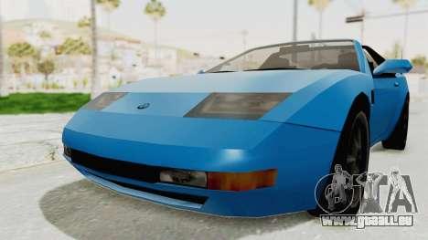 Annis Euros 3.0Z Turbo 1992 pour GTA San Andreas