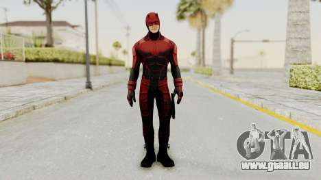 Marvel Heroes - Daredevil Netflix pour GTA San Andreas deuxième écran