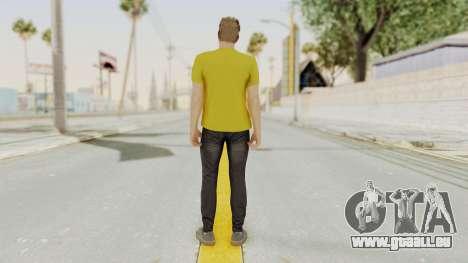 Skin from GTA 5 Online pour GTA San Andreas troisième écran