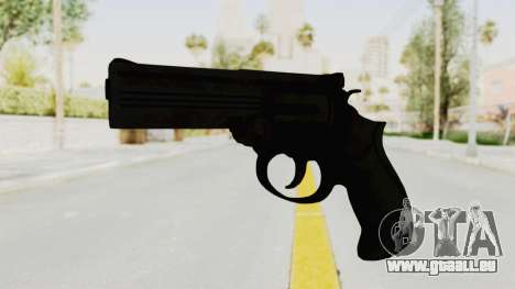 MP412 Rex für GTA San Andreas zweiten Screenshot