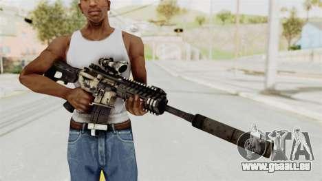 P416 Silenced für GTA San Andreas