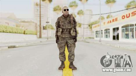 COD BO SOG Hudson v1 für GTA San Andreas zweiten Screenshot