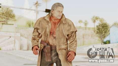 MGSV Phantom Pain Ocelot Prologue v2 für GTA San Andreas