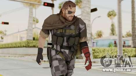MGSV The Phantom Pain Venom Snake Scarf v7 pour GTA San Andreas