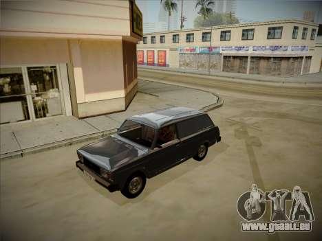 VAZ 2104 avec un grand coffre pour GTA San Andreas