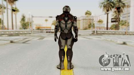 Iron Man 3: The Game - Ezekiel Stane für GTA San Andreas dritten Screenshot