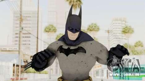 Batman Arkham City - Batman v2 pour GTA San Andreas