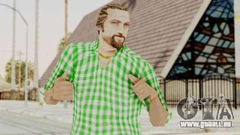 Psycho Brother 1 für GTA San Andreas