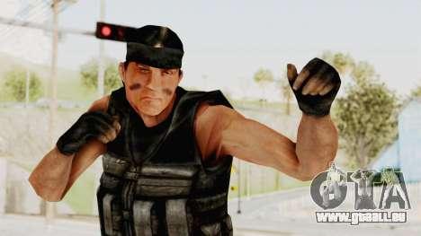 Rambo pour GTA San Andreas