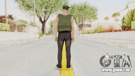 GTA 5 Online Skin Random für GTA San Andreas dritten Screenshot