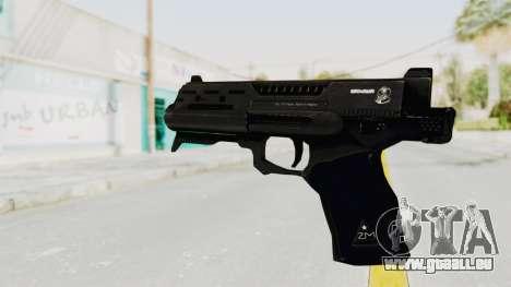 StA-18 Pistol für GTA San Andreas zweiten Screenshot