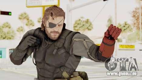 MGSV Phantom Pain Venom Snake Sneaking Suit für GTA San Andreas