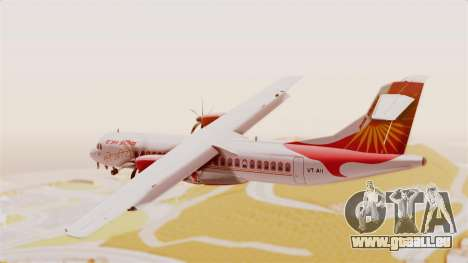 ATR 72-600 Air India Regional für GTA San Andreas linke Ansicht