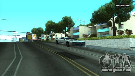 ENB Double FPS & for LowPC für GTA San Andreas her Screenshot