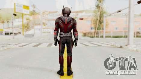 Captain America Civil War - Ant-Man für GTA San Andreas dritten Screenshot
