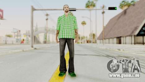 Psycho Brother 1 für GTA San Andreas zweiten Screenshot