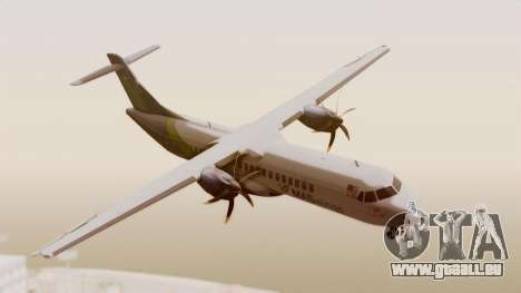 ATR 72-500 MASwings pour GTA San Andreas