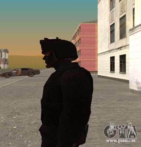 FSB alpha v1 für GTA San Andreas dritten Screenshot
