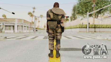 MGSV The Phantom Pain Venom Snake Sc No Patch v2 für GTA San Andreas dritten Screenshot
