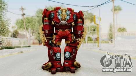 Marvel Future Fight - Hulk Buster Classic für GTA San Andreas dritten Screenshot